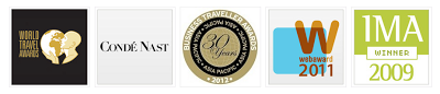 Intercontinental Hotels & Resorts - Awards
