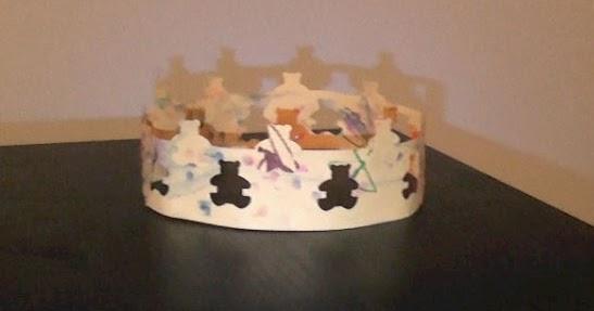 Ma tchou team fabriquer une couronne des rois avec des petits - Couronne de roi a fabriquer ...