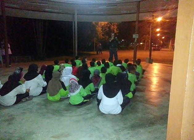 pelajar Kafa (Integrasi) Al-Firdaus Kota Kemuning di Bukit Jugra.