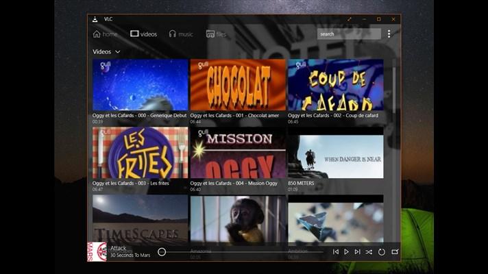 تحميل برنامج تشغيل الوسائط المتعددة لنظام ويندوز 10 VLC for Windows مجاناً
