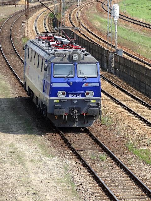 EP09-026 na Olszynce Grochowskiej.