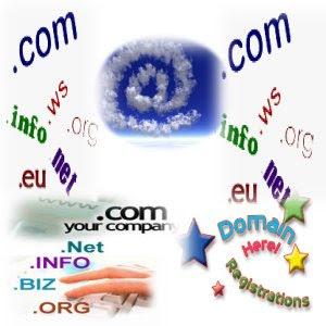 Daftar Kode Nama Domain Negara Seluruh Dunia