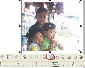 foto menggunakan tool intersect, berfungsi mengambil gambar atau foto ...