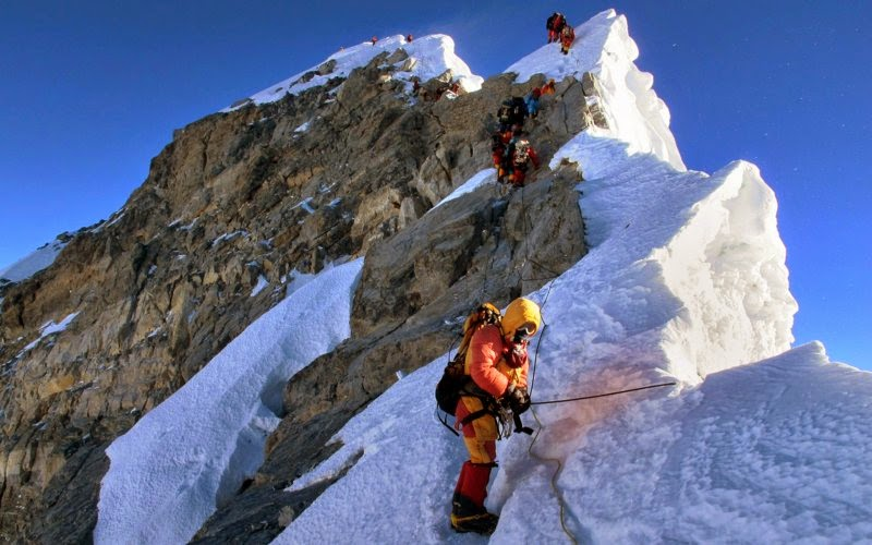Mount Everest Height Mount Everest's Height is