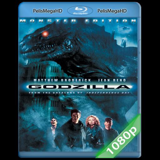 GODZILLA (1998) 1080P HD MKV ESPAÑOL LATINO