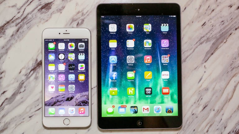 The iPhone 6 Plus will it decrease iPad sales?
