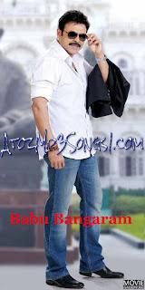 Venkatesh Babu Bangaram Movie Mp3 Songs Download