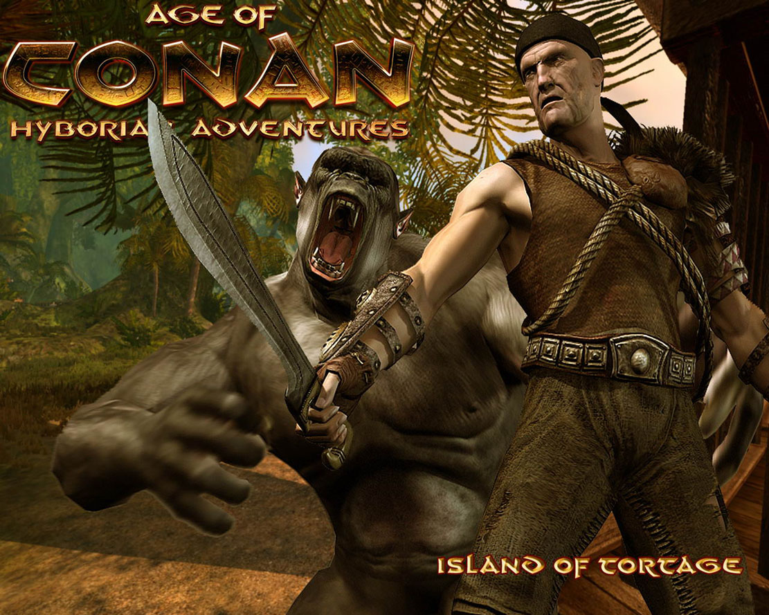 Age of conan review - 99e4