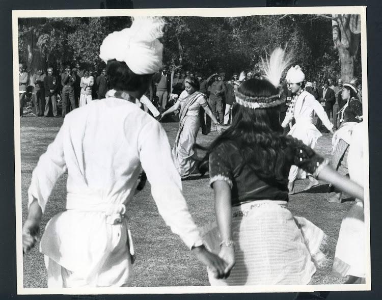 Prime Minister Indira Gandhi