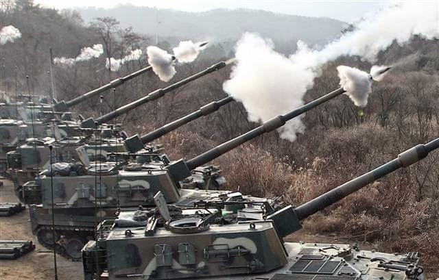 Korps Artileri TNI AD Menanti Datangnya Tank Howitzer K9