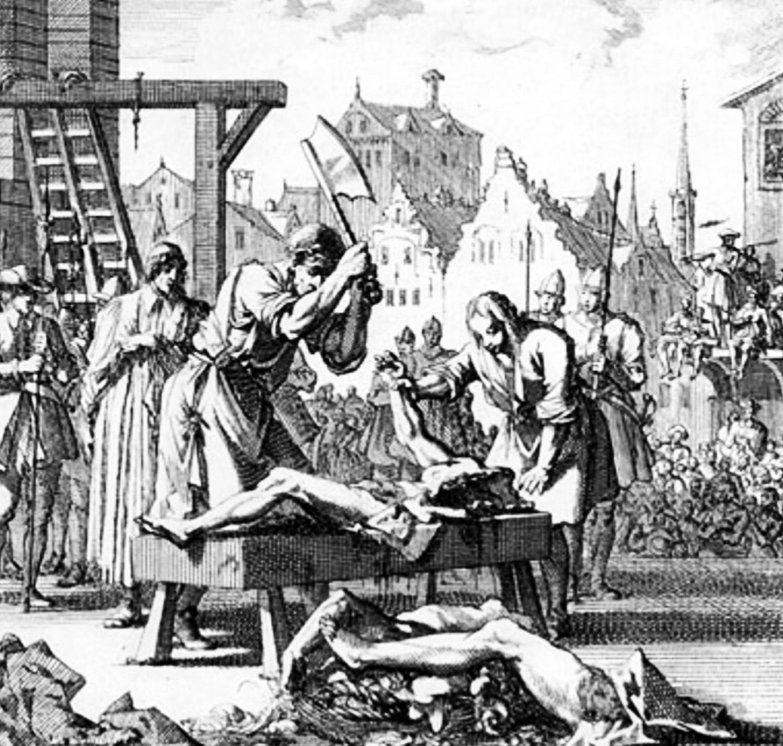 methods of execution essay