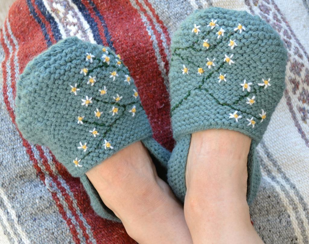 Stitchwort Slippers