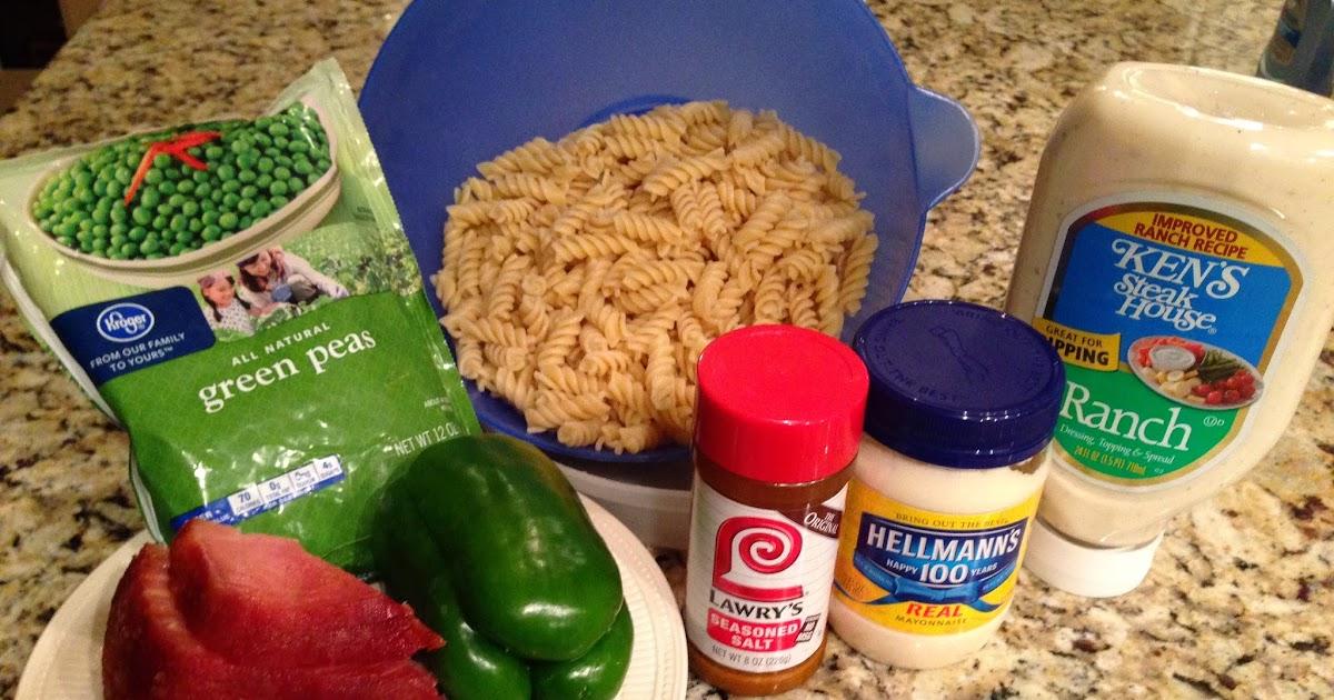 BlueDaisy: Recipe Monday: Pasta Salad Woes