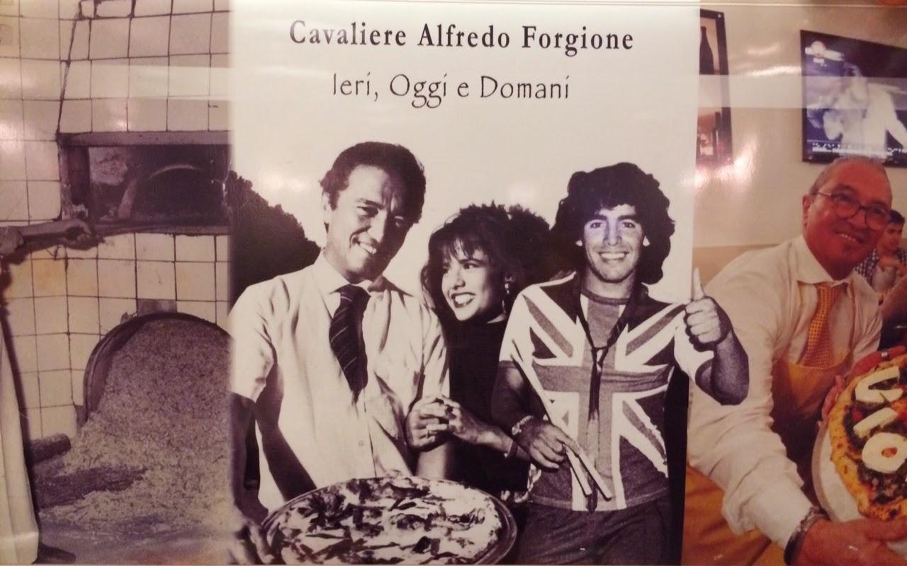 Гастрономическое путешествие в Калабрию – Пицца в Неаполе, Fresco, Альберто Форджионе