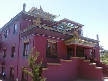 Templo Budista Tibetano