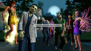 The Sims 3 Supernatural PC Games Free Download