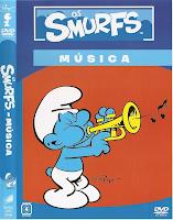Os Smurfs - Música  Os+Smurfs+-+M%C3%BAsica1