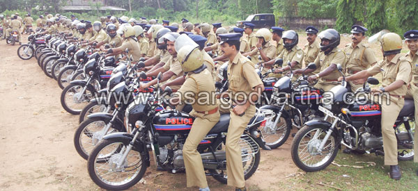 Police Special Package Vehicle, Kasaragod, Kerala