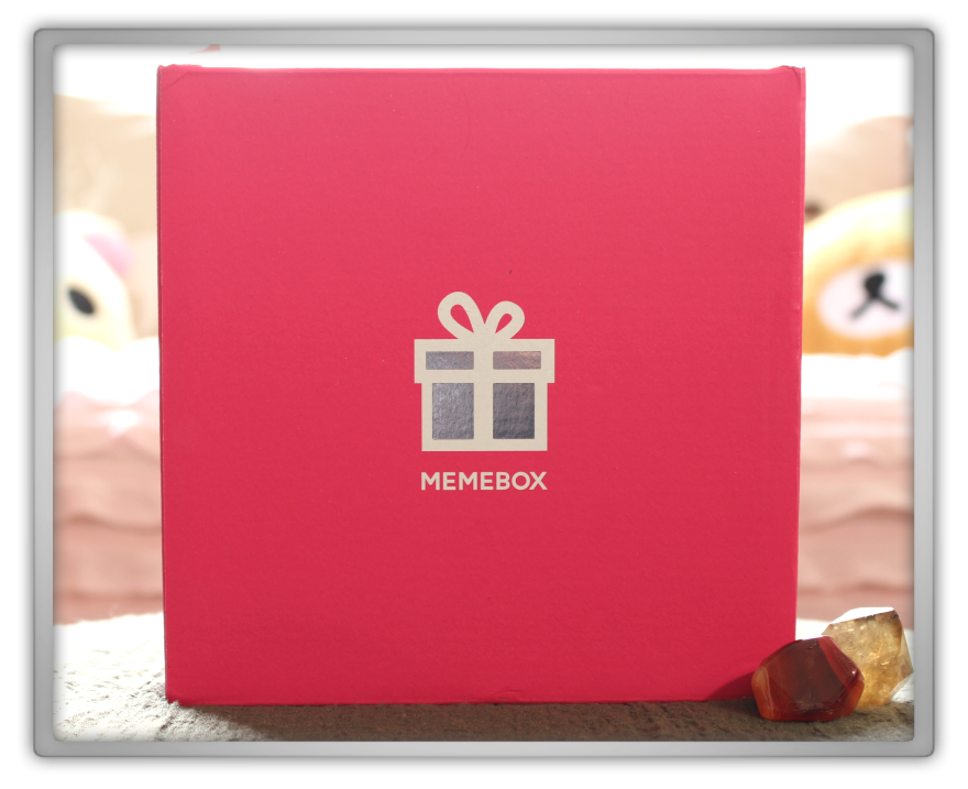 겟잇뷰티박스 by 미미박스 memebox beautybox superbox #31 herbal cosmetics box unboxing review preview