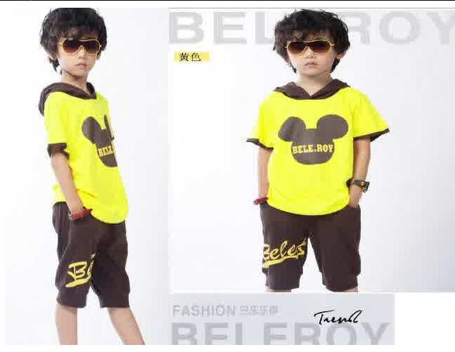 Foto Baju Anak Cowok umur 6 tahun lucu