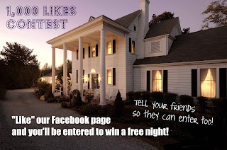 Facebook Contest Arrowhead Inn