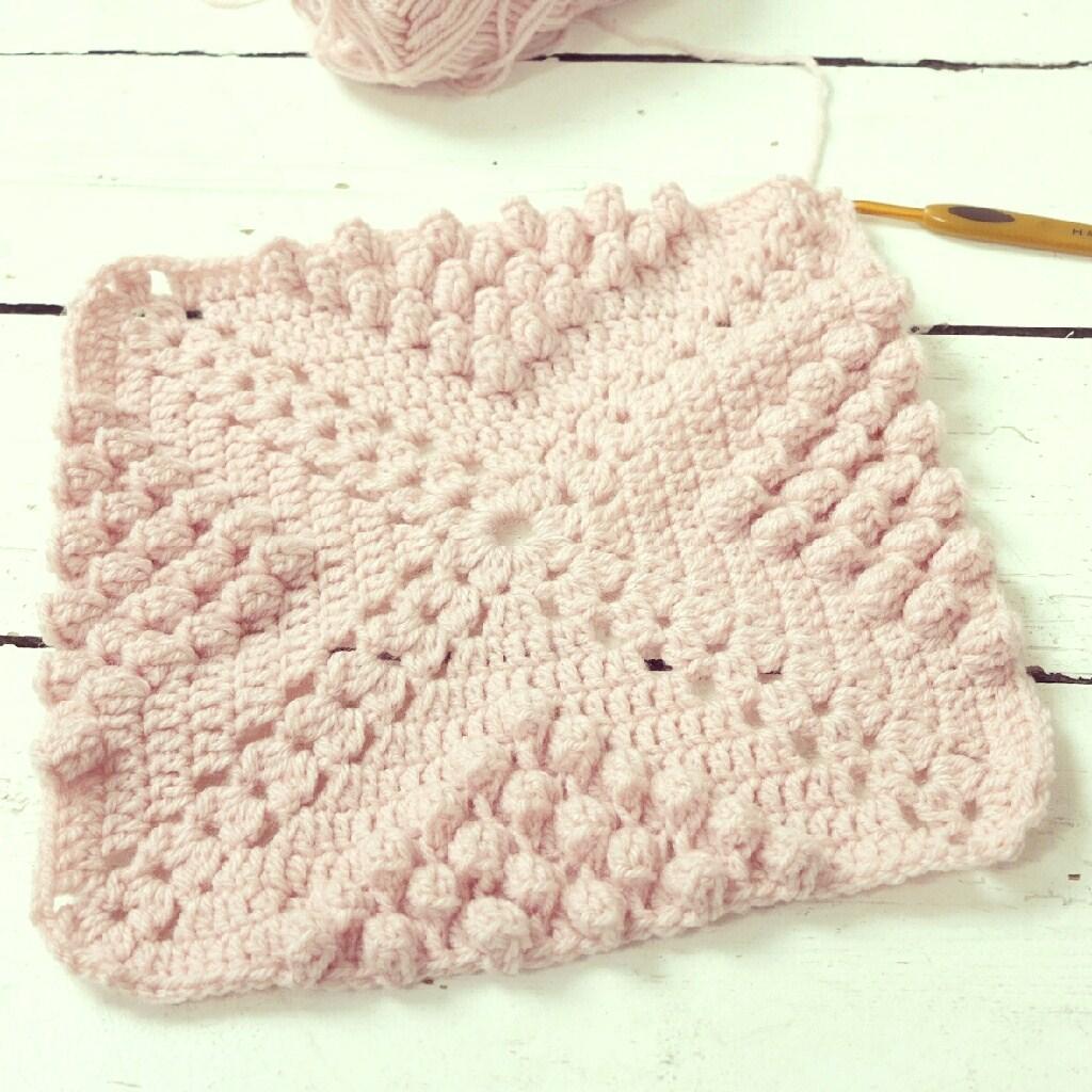 ByHaafner * crochet : A new throw?