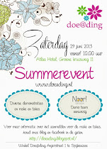 SUMMEREVENT bij DOEADING
