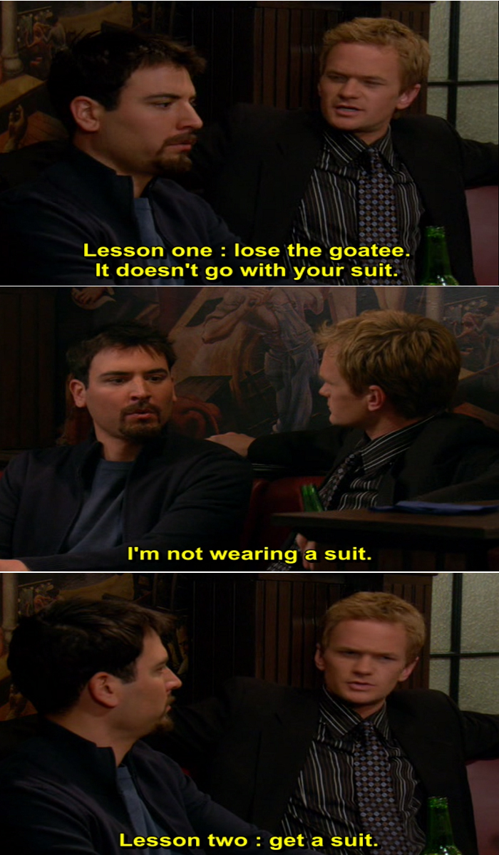 How I Met Your Mother Quote-1