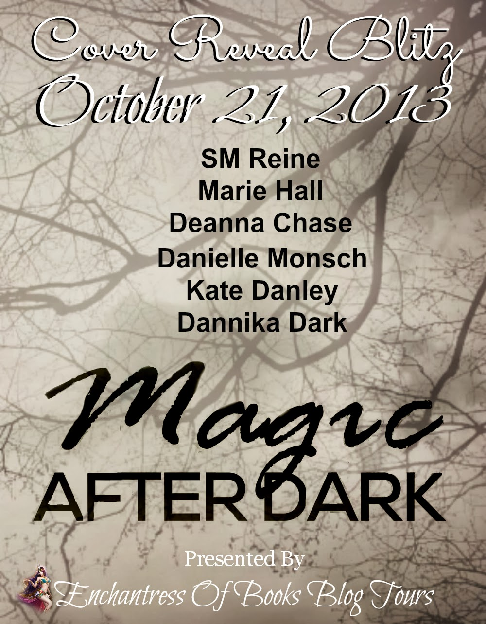 Cover Reveal Magic After Dark
