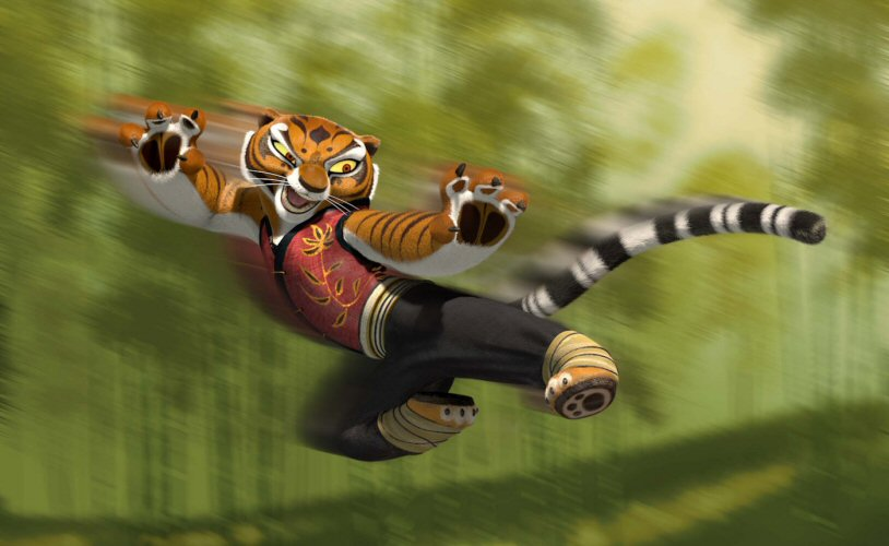 Kung Fu Panda 2 Upcoming 3d Animation Movie 2011 Tessym