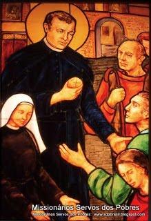 Imagem do Beato Giácomo Cusmano, exemplo para a Vocação religiosa