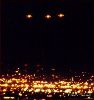 Penampakan UFO di AS Jelang Kiamat 21-12-12