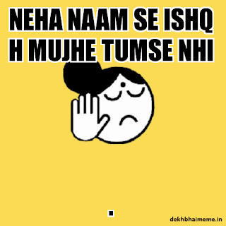 Dekh Pagli meme whatsapp dp
