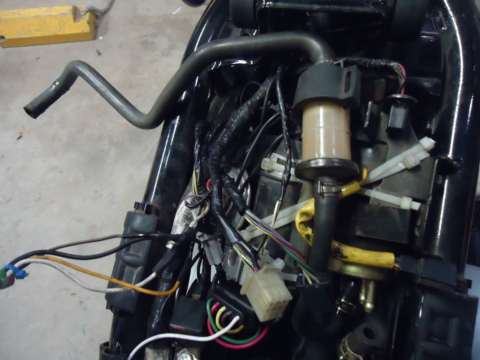1 tear it up, fix it, repeat 1500 vulcan fuel pump bypass permanently 1999 Kawasaki 1500 Drifter eBay at edmiracle.co