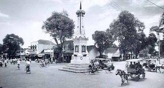 Tugu Yogyakarta jaman doeloe