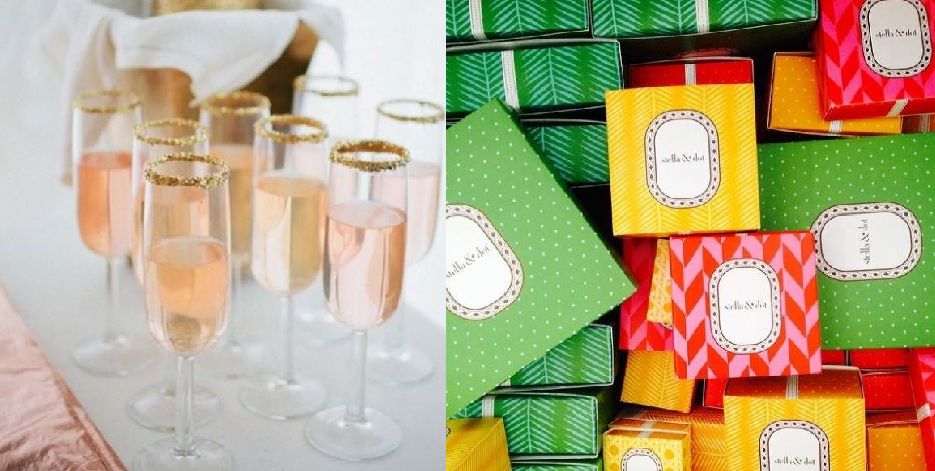 Wedding spirit, le blog mariage ou piocher des idées! Stella&dot, idée cadeau de noel pour votre jolie fiancée, bijoux, collier moderne et coloré, boucle d'oreilles et bracelet