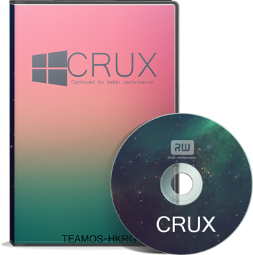 Windows 7 Crux Edition 2015 for Low Systems