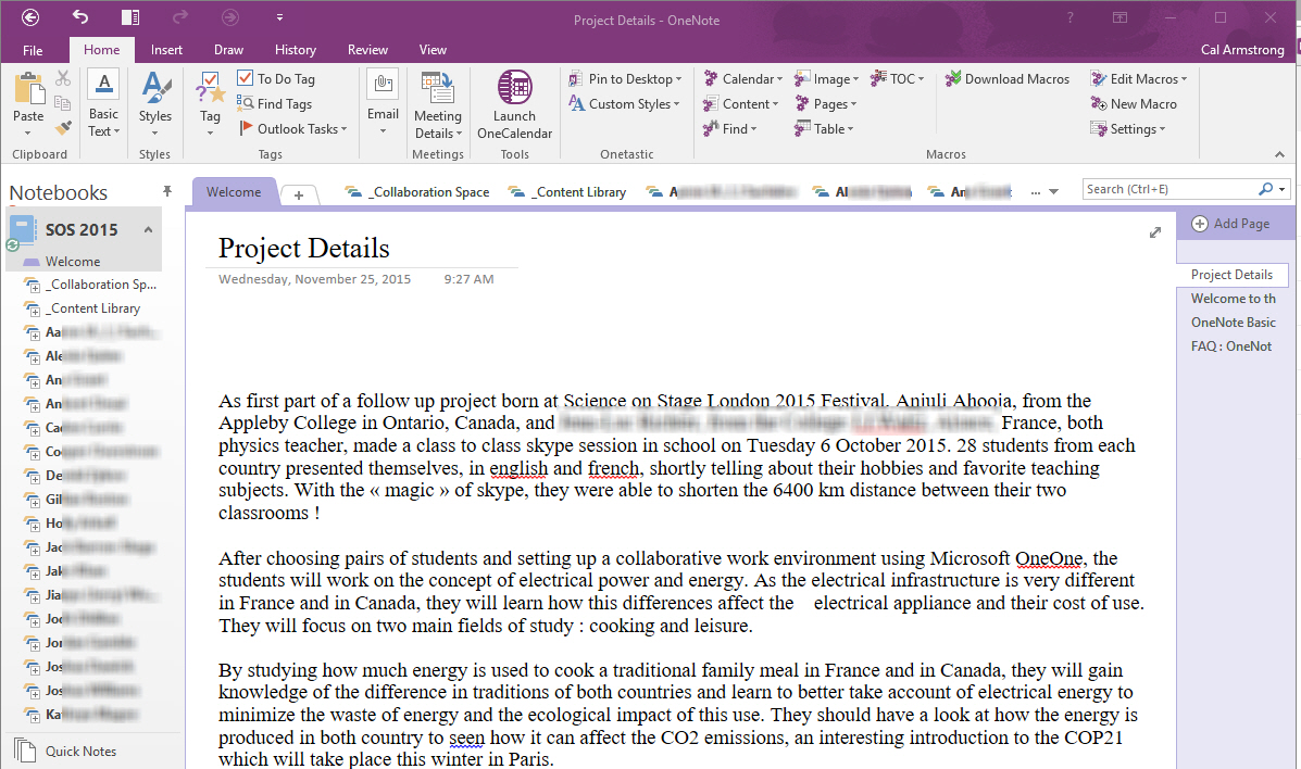 Continuous formation: Playing with Permissions in the OneNote ...