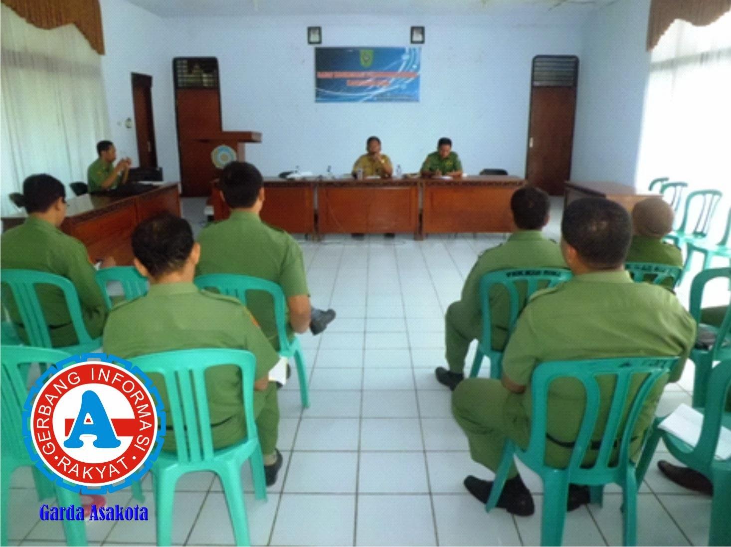 Dorong Iklim Investasi,  KPMD Kabupaten Bima Adakan Rakor