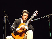 """. Violão Erudito"""" com o músico Marcelo Fernandes, na próxima quartafeira, ."""