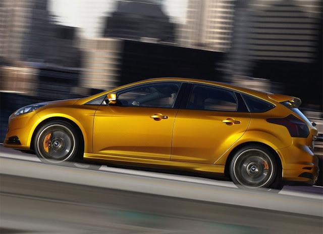 フォード・フォーカス | Focus 3代目(2011年-現行)