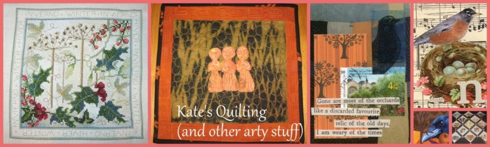 Kate's Quilting (and other arty stuff)