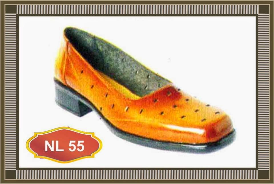sepatu kulit tinggi pria