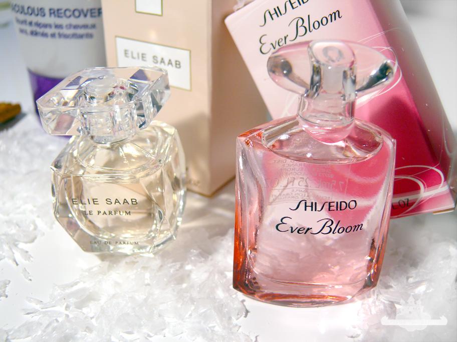 Shiseido Ever Bloom Eau de Parfum Elie Saab Le Parfum Eau de Parfum