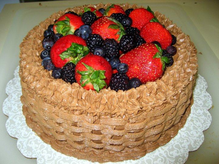 Fruit Cakes Around The World Far Side