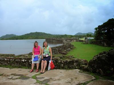 Fuerte San Jerónimo, Portobelo, Panamá, round the world, La vuelta al mundo de Asun y Ricardo, mundoporlibre.com