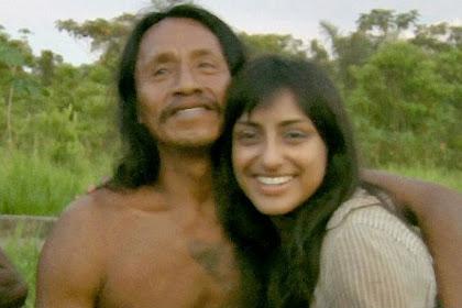 Wanita Cantik Ini Menikah dengan Prajurit Amazon