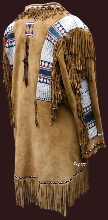 THE LEGACY OF THE NORTH AMERICAN INDIAN: Native American Clothing ...