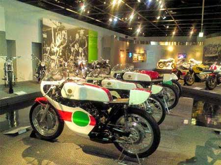 koleksi motor yamaha