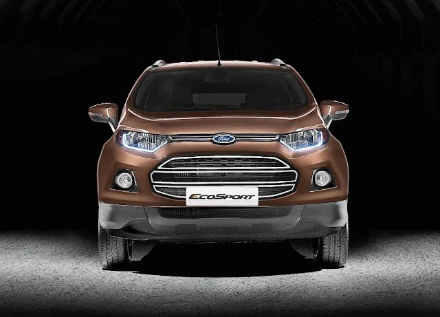 All New Ford EcoSport India